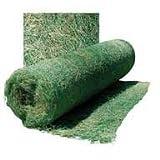 A.M. Leonard Curlex II Erosion Control Blanket Fabric, Double Net, 4 Feet x 112.5 Feet