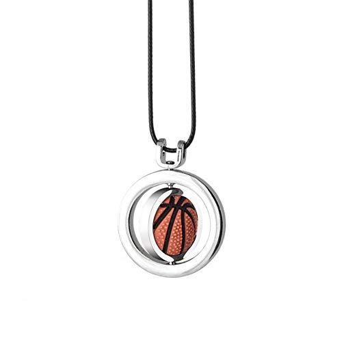 DBDCH Auto Hanger Liefde Spelen Voetbal Basketbal Golf Ornamenten Bedels Achteruitkijkspiegel Decoratie Opknoping Decor Auto Accessoires