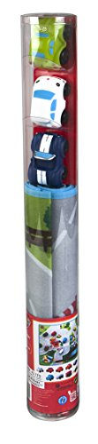 BaobaB toys–113403–Teppich Straßenverkehr/Fahrzeug