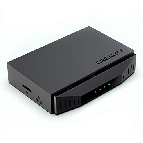 Creality WiFi Box for 3D Printer Cloud Slice/Cloud Print/Real Time Monitor/Remote Control Use with App for Android iOS
