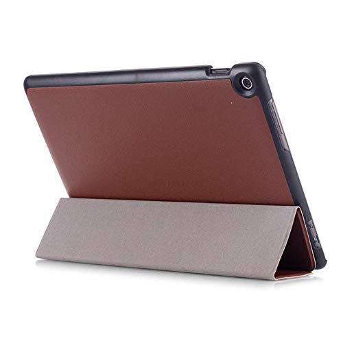 Hannuo Funda Protectora Ultrafina para ASUS ZenPad 10 Z300 Z301 Funda con Soporte magnético para Tableta-Caso paraZ300 Z301 DO