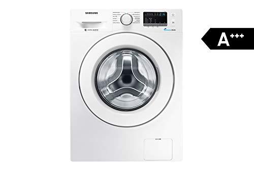 Samsung WW4000 WW60J42A0LW/EG Waschmaschine 6 kg, 1200 U/min, A+++, Schaumaktiv-Technologie, Digital Inverter Motor mit 10 Jahren Garantie