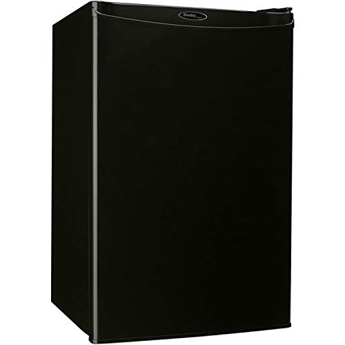 Danby Designer Energy Star 4.4-Cu. Ft. Counter-High All Refrigerator in Black