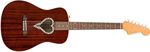Fender フェンダー アコースティックギター Alkaline Trio Malibu, Mahogany