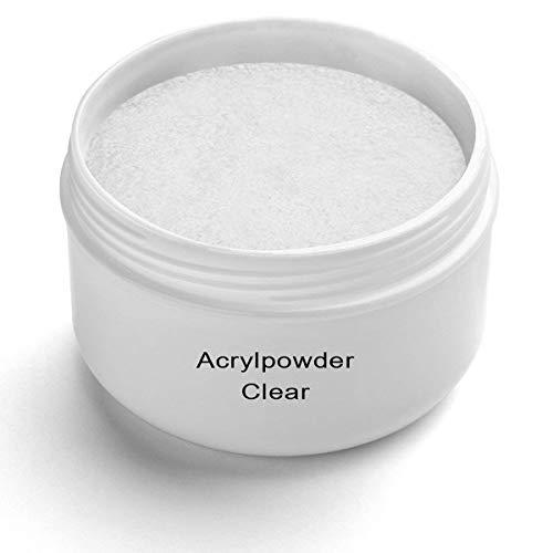 Acryl Pulver klar 30g