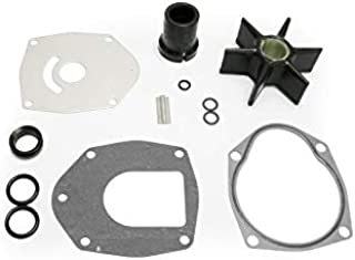 JingSer MerCruiser Water Pump Impeller Kit, Alpha 1 - GEN 2 - EMP Replaces- 18-3214, 47-43026Q06