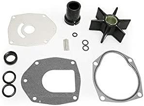 JingSer MerCruiser Water Pump Impeller Kit, Alpha 1 - GEN 2 - EMP Replaces- 18-3214, 47-43026Q06
