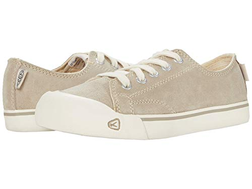 KEEN Damen Coronado 3 Suede Sneaker, Taubengrau, 40 EU