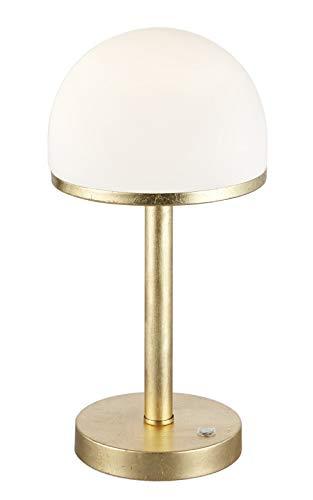 BERLIN,Lámpara de mesa,incl. 1 x SMD LED, 4W, 3000K, 350Lm,H:38cm, D:19,5cm