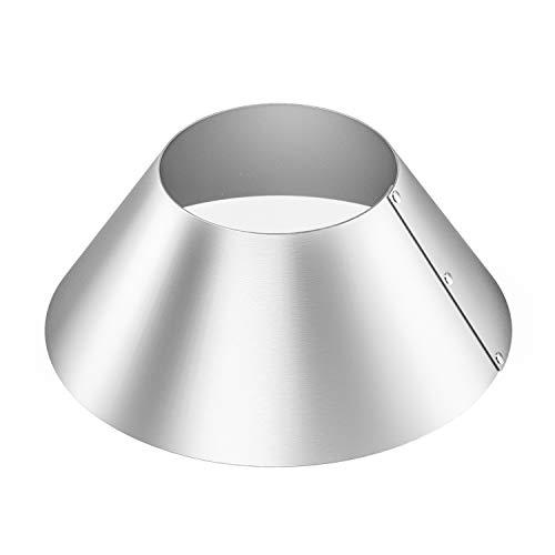 Onlyfire accesorios para barbacoa soporte de briquetas de carbón de acero inoxidable para Weber Kettle y parrillas de cerámica