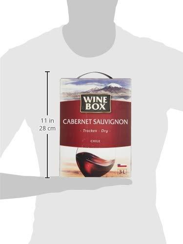 WineBox Cabernet Sauvignon Chile trocken Bag-in-Box (1 x 3 l) - 3