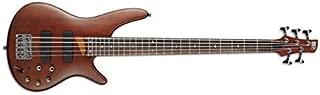Ibanez SR505BM Soundgear 5-String Bass, Mahogany