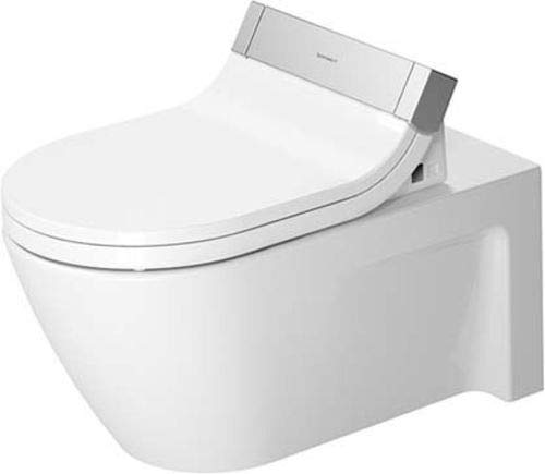 Duravit 25335900921 Starck 2 Toilet Wall-Mounted Washdown Model