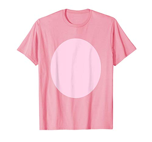 traje de cerdo cerdo vientre rosa corral animal Camiseta