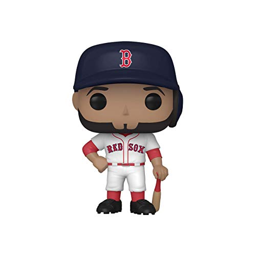 Funko- Pop MLB: Red Sox-Xander Bogaerts Juguete Coleccionable, Multicolor...
