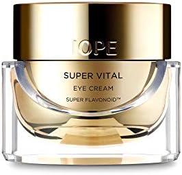 IOPE Super Vital Moisturizing Eye Cream with Green Tea Extract Anti Aging Deep Hydrating Wrinkle product image
