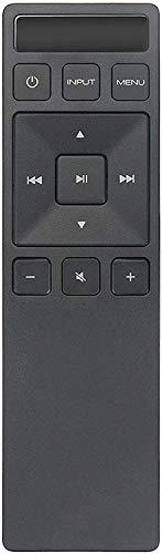 New XRS521n-FM2 Remote Control Compatible with VIZIO Sound Bar SB3621n-F8M SB4551-D5 SB4051-D5 SB4531-D5 SB4031-D5 SB4451-C0 SB3831-D0 SB3651-E6 SB3251n-E0 SB3830-D0 SB3621N-E8M