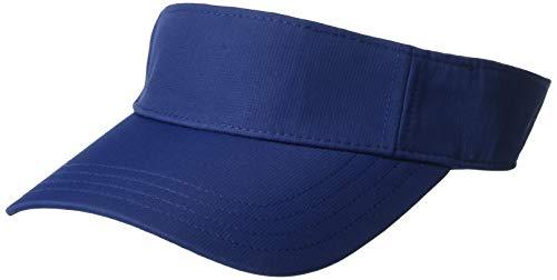 adidas Sombrero para Hombre con Visera de Visera, Hombre, Gorro/Sombrero, TXM1203S20CR, Azul Marino, Talla única