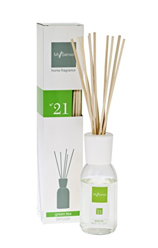 My Senso Diffuser Midi 100 ml Nummer 21 Green Tea