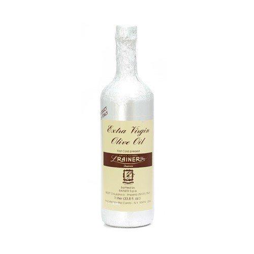 Raineri Silver Extra Virgin Olive Oil Filtered - 33.8 oz