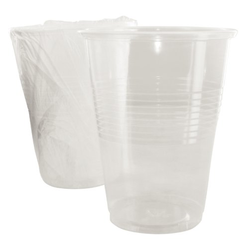Disposable Wrapped Tumbler - 9 floz (Pack 500)