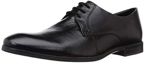 Ruosh Men's Black Leather Formal Shoes-7 UK/India (40 EU)...
