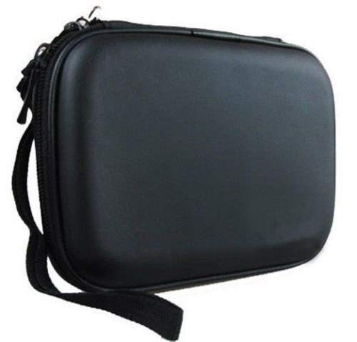 "Sellingal Hard Disk Drive Pouch case for 2.5"" HDD Cover WD Seagate Slim Sony Dell Toshiba (Black)"