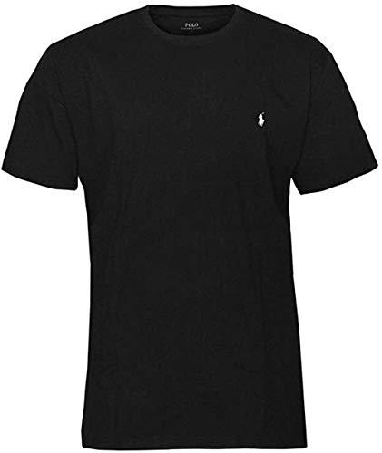 Ralph Lauren Uomo T-Shirt Manica Corta - Colore Nero - Taglia XXL