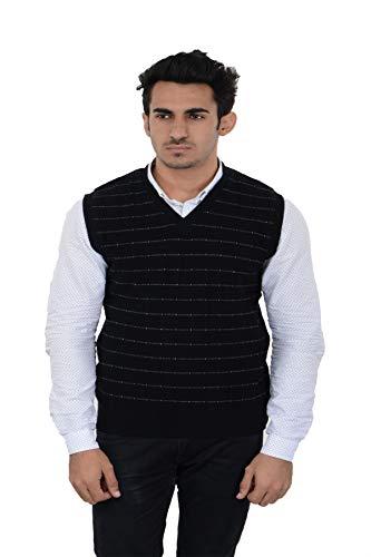 aarbee Men's Solid Sweater