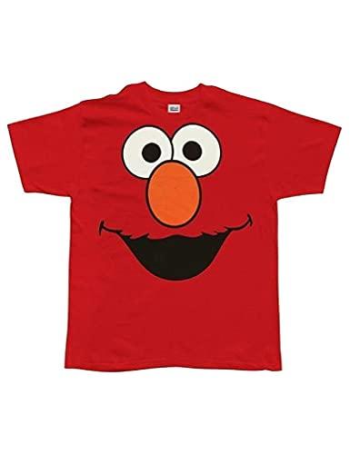 VJSDIUD Elmo Face Camiseta roja Camiseta