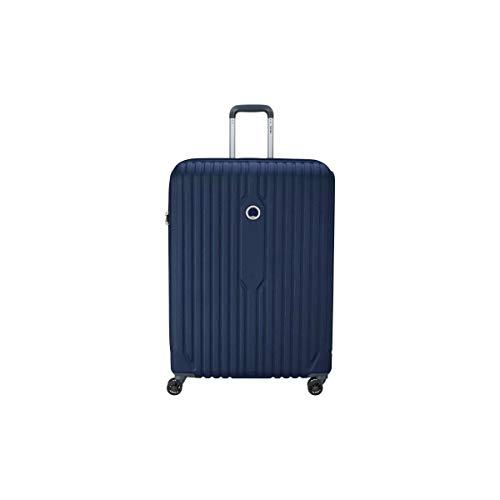 MASERU Trolley Case 76 Cm 4 ruedas TSA + ZST Jean azul