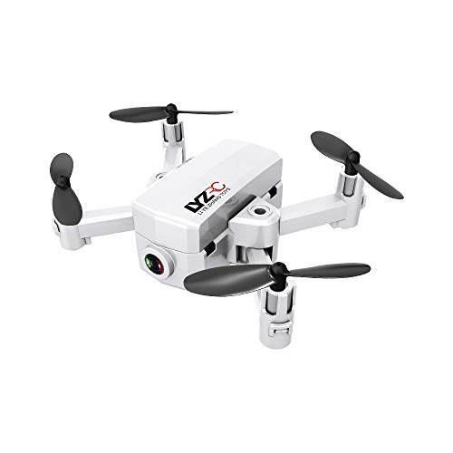 BeesClover Mini Drone RC plegable cámara HD Quadcopter
