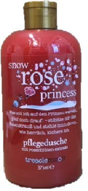 Treaclemoon Snow Rose Princess pflegedusche 375 ml