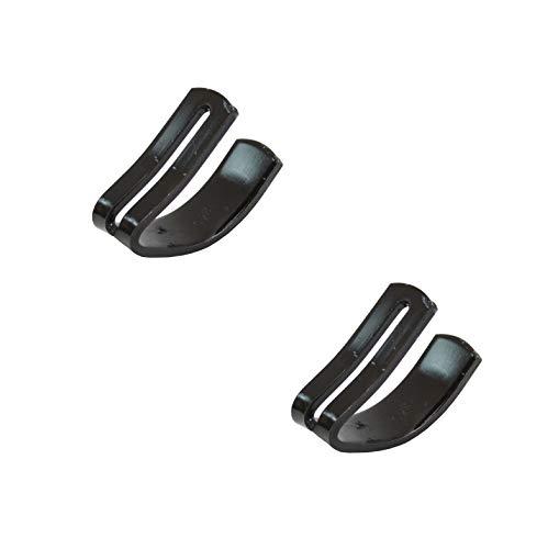(New) (2) Troy Bilt 42' Dozer Blade Skid Shoe Genuine OEM Replacement fits OEM-190-822 (2002) 46' Dozer Blade, 13BX60TG766 (2007) Super Bronco