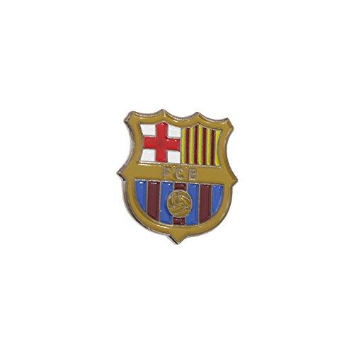 FCB FC Barcelona - Pin de metal oficial diseño escudo del club...
