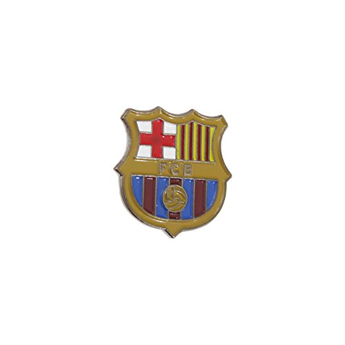 FCB FC Barcelona - Pin de metal oficial diseño escudo del club