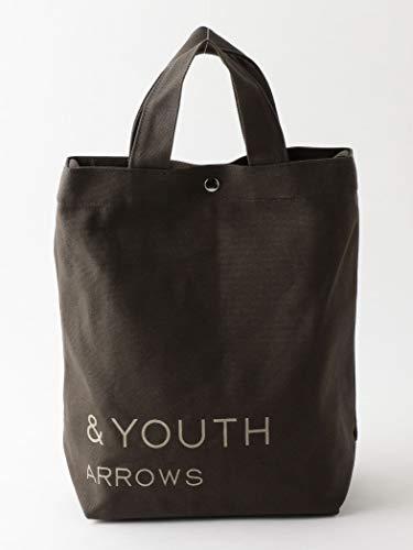 BEAUTY&YOUTHUNITEDARROWS(ビューティ&ユースユナイテッドアローズ)『BYキャンバスロゴトートバッグ2WAY』