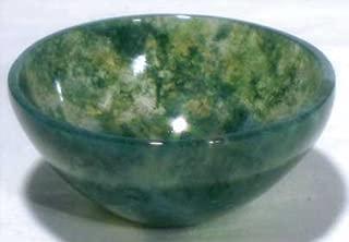 Best moss agate bowl Reviews
