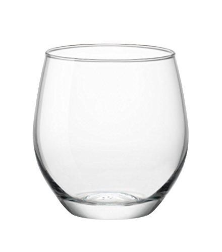 Bormioli Set 12 Bicchieri Acqua Vino 30 cl Rocco Linea New KALIX in Vetro temperato cod.9206
