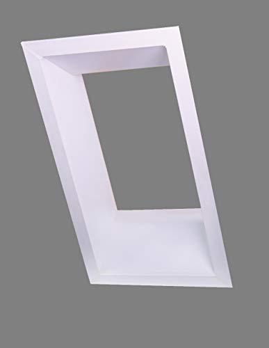 FAKRO Innenfutter XLC-F XLC-P - Verkleidung für Fakro Dachfenster (XLC-P - Breite = 30 cm, 78 x 98)