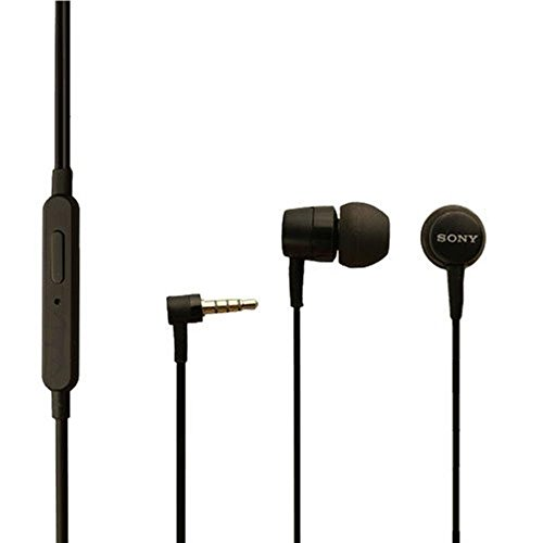 Original Sony Mobile Headset MH 750 for Sony Xperia Z3 Earphones In-Ear-Stereo