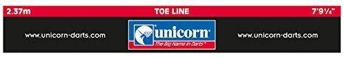 Neu Unicorn Zielscheiben Linie Zu Spielen Selbstklebend Zielscheiben Zehe Linie Darts Wurflinie