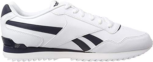 Reebok Męskie buty Royal Glide Fitness, wielokolorowa - Wielokolorowy White Collegiate Navy 000-44 EU