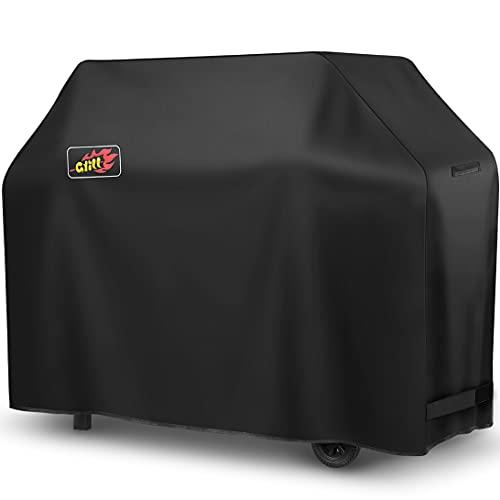 Grill Cover(58-Inch), Waterproof Heavy Duty BBQ...