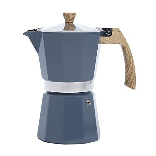 Primula Aluminum Stove Top Espresso Maker, Percolator Pot for Moka,...