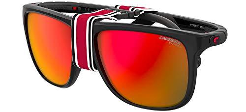 Carrera Gafas de sol Gafas de sol HYPERFIT 17 / S OIT/UZ Hombre color Negro rojo tamaño de lente 58 mm