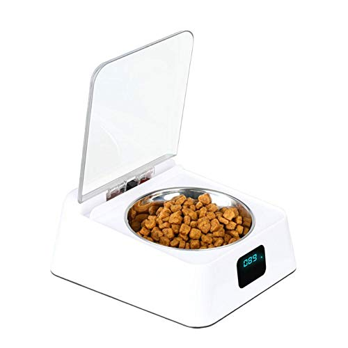 Smart Automatische Pet Food Dispenser Mit Infrarot-Induktion, Entwickelt Für Hunde Und Katzen,automatische Haustier-Schüssel, Hund Katze Feeder-Infrarot-Sensor Betrieben,Lebensmittel-Dispenser