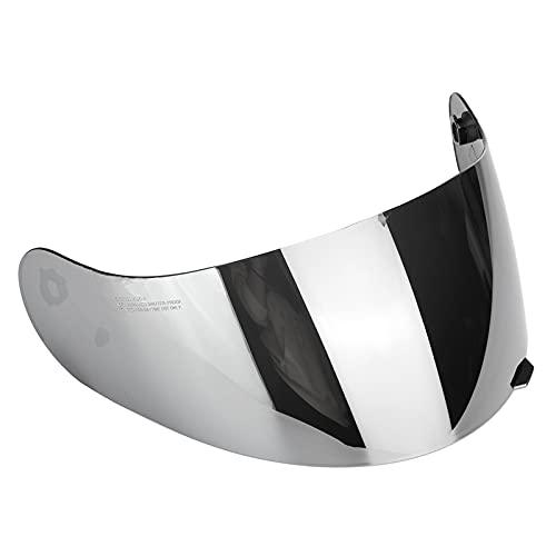 Casco de la motocicleta Lente de la visión de la visión de las vidrios de las vidrios de la lente Cara completa para H-JC CL-16 CL-17 CS-15 CS-R1 CS-R2 CS-15 FG-15 TR-1 Visores de motocicleta escudo