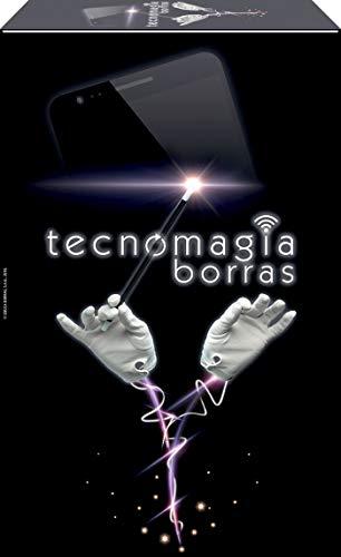 Borras - Tecnomagia, con diversos trucos de magia, App exclusiva disponible en Android y IOS, a partir de 7 años (Educa 17912)