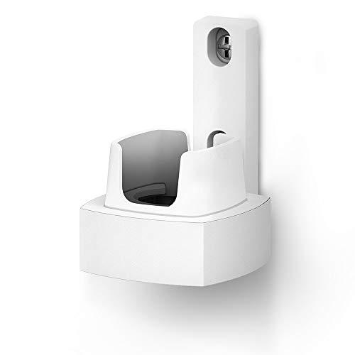 Linksys WHA0301 Soporte de Montaje en Pared para el Sistema Velop WiFi Mesh para Todo el Hogar (Sujección en Pared para 1 Nodo, Funciona con Todos los Modelos de Velop, Blanco)